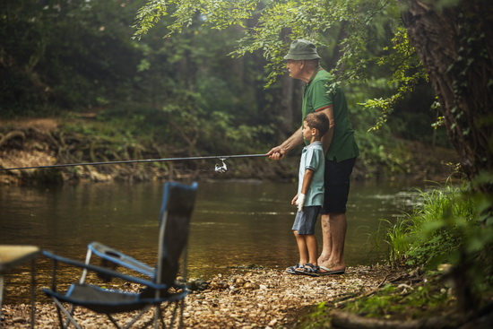 kampovanje ribolov sokobanja