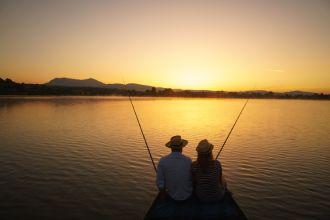 aktivnosti na vodi bovansko jezero pecanje