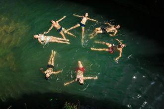 aktivnosti na vodi moravica plivanje