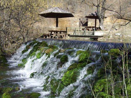 izvor reke moravice sokobanja