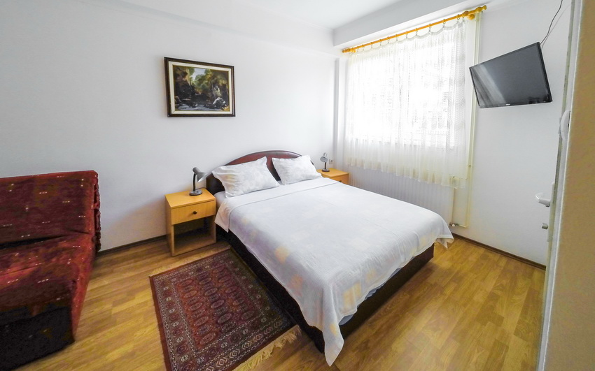 apartmani miletić sokobanja krevet