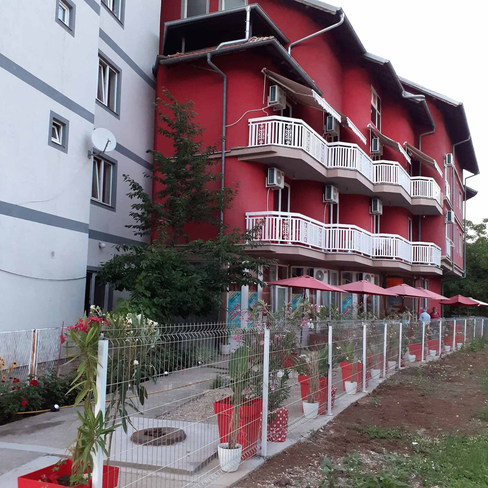"Apartmani i Slana soba ""MIS"""